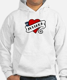 Juliana tattoo Hoodie Sweatshirt