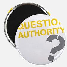 QUESTIONAUTHORITYDRK Magnet