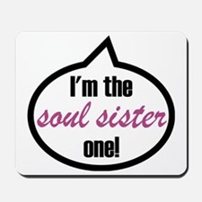 Im_the_soulsis Mousepad