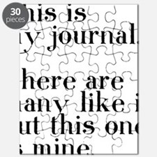 my journal Puzzle