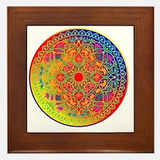 Mandala1 Framed Tile
