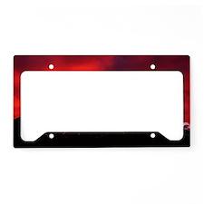 (3) Shasta Red Cloud License Plate Holder