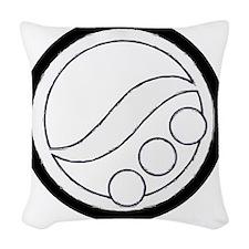 fsyr Woven Throw Pillow
