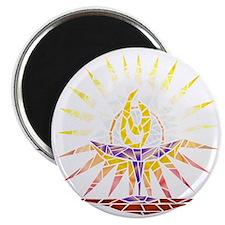 chalice transparent Magnet