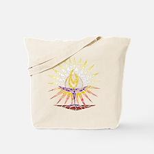chalice transparent Tote Bag