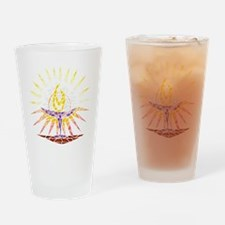chalice transparent Drinking Glass