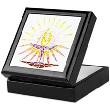 chalice transparent Keepsake Box