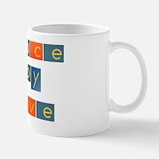 peacelovejoyflat Mug