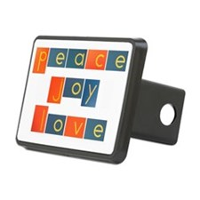peacelovejoyflat Hitch Cover