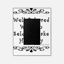 Women 518_iPad2_case Picture Frame