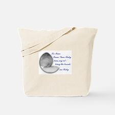 Memo to Mum Tote Bag