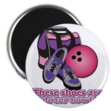 BowlingShoes Magnet