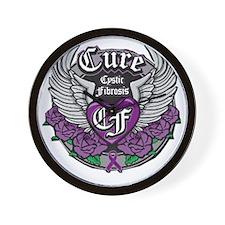 Cure CF Wall Clock