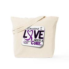 SomebodyHasCF Tote Bag