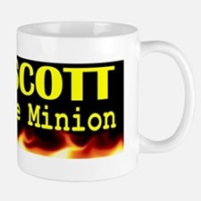 Fire Scott Corporate Minion bumper stic Mug