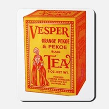 Vesper Tea Mousepad