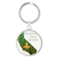 CKD-new-light Round Keychain