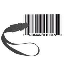 barcode Luggage Tag