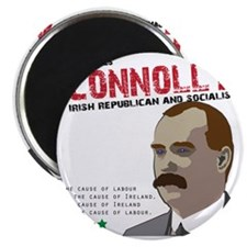James Connolly quote on White Magnet