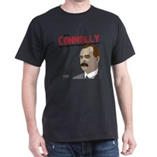 James Connolly quote on White T-Shirt