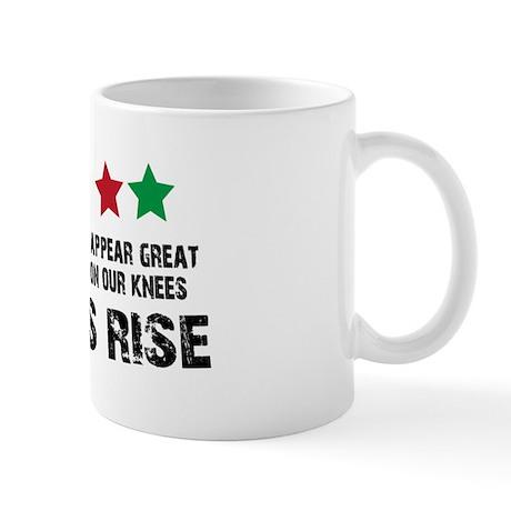 Jim Larkin quote black Mug