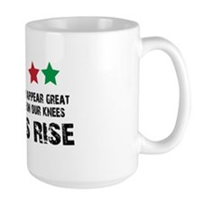 Jim Larkin quote black Mug