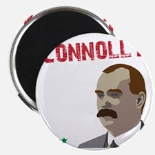 James Connolly quote on black Magnet