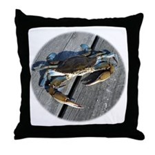 crabonly Throw Pillow