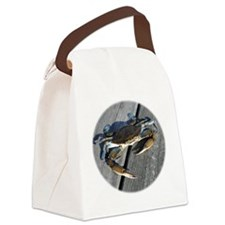 crabonly Canvas Lunch Bag