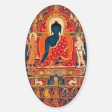buddhablue Decal
