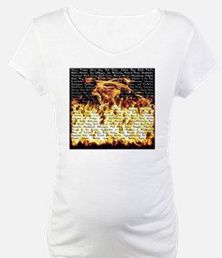 bj - fire Shirt