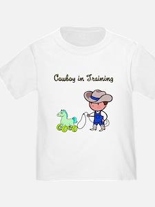 Cowboy in Training T
