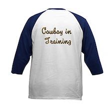Cowboy in Training Tee