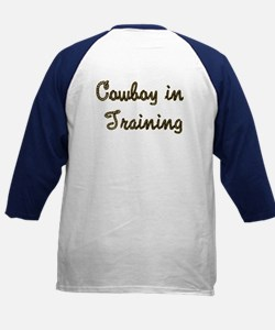 Cowboy in Training Tee