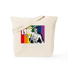 1916 Easter Rising 10x10 dark Tote Bag