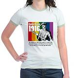 Socialist Jr. Ringer T-Shirt