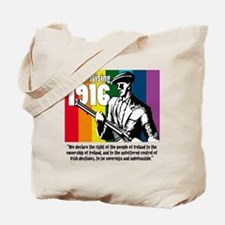 1916 Easter Rising 10x10 white Tote Bag