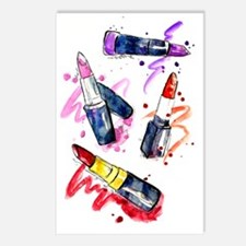 lipstickicons Postcards (Package of 8)