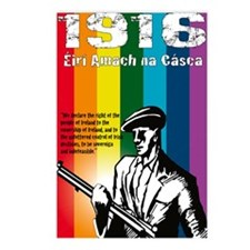 1916 Poster Postcards (Package of 8)