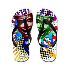 HYPER_COMEDY#9_459_ipad_case Flip Flops