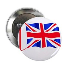 """Olympic British Flag 2.25"""" Button"""