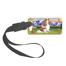 LIC-MtCountry-Cavalier(BL-F) Luggage Tag
