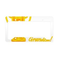 greatestgrandpatrophy License Plate Holder