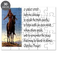 Speak Truth62x52 Puzzle