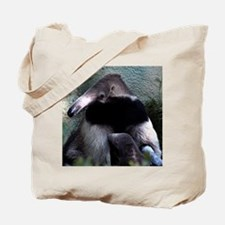 Mother Anteater nursing her young Tote Bag