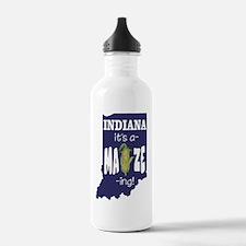 Indiana-Amaizeing Water Bottle