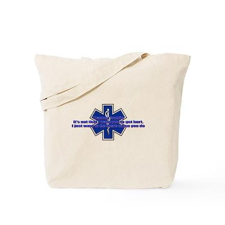 Trauma Junkie Proverb Tote Bag