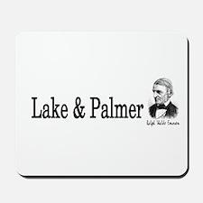 Ralph W. Emerson, Lake & Palmer, Mousepad