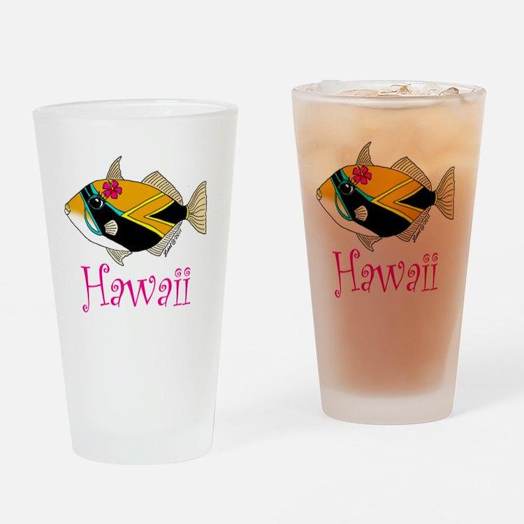 hawaiiart 002 Drinking Glass