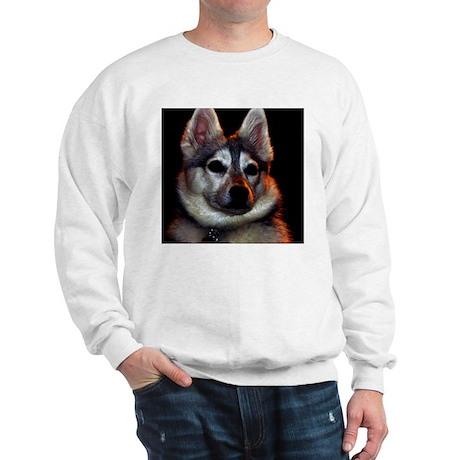 Alaskan Klee Kai golden colors Sweatshirt